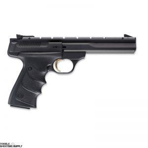 "Browning Buck Mark Contour URX .22LR Pistol- 5.5"" Barrel, 10-Round Magazine, UltraGrip RX, Blued, Adjustable Sights- Browning 051421490"