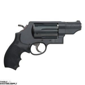 Smith & Wesson Governor Revolver: Shoots .45 Colt, .45 ACP, .410 Shotshells - Smith & Wesson 162410