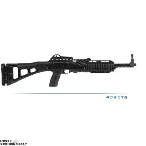 Hi-Point .40 S&W Carbine with 17.5 Inch Barrel, Target Style Stock, 10-Round Magazine- Hi-Point 4095TS