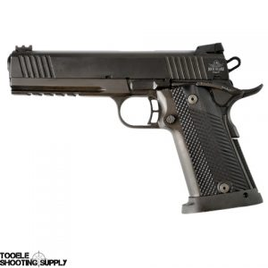Armscor 1911-A2 Tactical 2011 9mm Pistol - VZ Grips, Magwell, Tru-Glo Front Sight, 17+1 Rounds - Armscor 51679