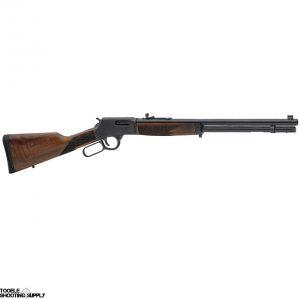 Henry H012M Big Boy Steel .357 Mag Lever-Action Rifle, 20 Inch Round Barrel, Walnut Stock, Steel Receiver, Blued Finish