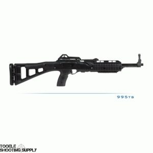 "Hi-Point 9mm Carbine with 16.5"" Barrel, Target Style Stock, 10-Round Magazine- Hi-Point 995TS"