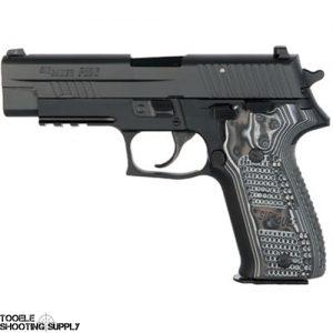 Sig Sauer 226R Extreme 9MM Pistol, SRT, 15-Round, Siglite Night Sights- Sig Sauer E26R-9-XTM-PROMO