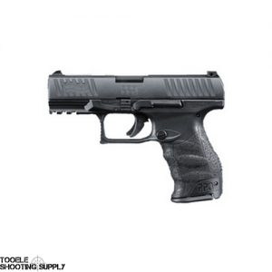 """Walther PPQ M2 9mm Pistol- 4.1"""" Barrel, 15+1 Round Magazine, 3-Dot Sights - Walther 2796066"""